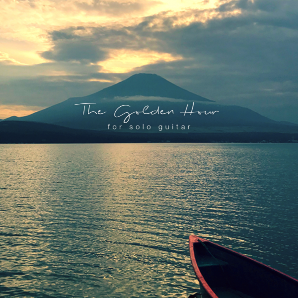 The Golden Hour_Front